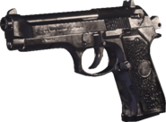 M9 Nickel Plated MWR