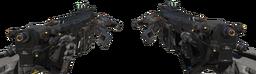 NX ShadowClaw Dual Wield BO3