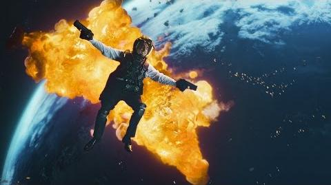 "Official Call of Duty® Infinite Warfare Live Action Trailer - ""Screw It, Let's Go To Space"""