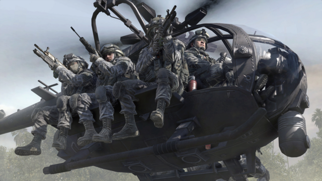 File:U.S. Army Rangers in MH-6 Little Bird MW2.png