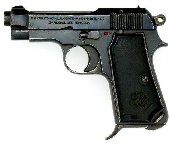 File:Beretta M1934.jpg