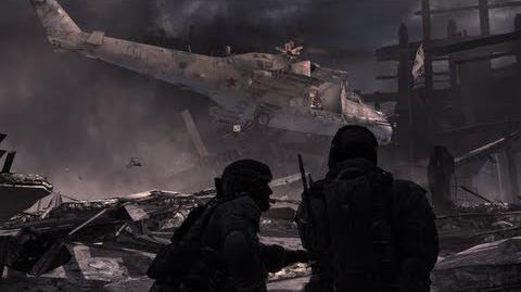 Call of Duty Modern Warfare 3 - Campaign - Scorched Earth