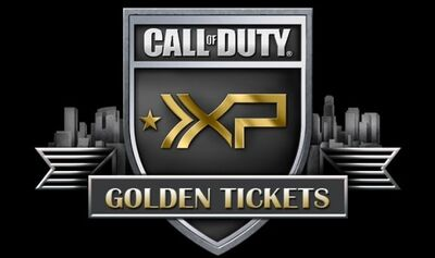 CodXP Golden Tickets large