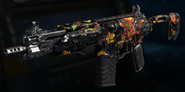 Peacekeeper MK2 Gunsmith Model Underworld Camouflage BO3