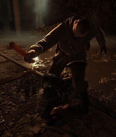 File:Prison Guard beating up Reznov.jpg