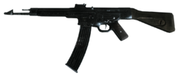 STG-44 3rd person BO