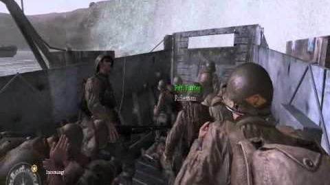 """The Battle of Pointe du Hoc"" - Mission Start"
