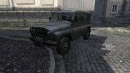 UAZ-469 Lockdown MW3