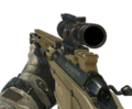 MSR ACOG Scope MW3