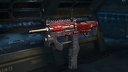 Pharo Gunsmith Model Red Hex Camouflage BO3