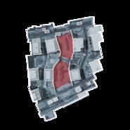 Berlin Wall minimap BO