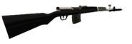 SVT-40 Bayonet WaW