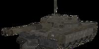 Soviet Prototype Tank
