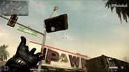 Throwing C4 Animation CoDG
