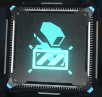 Mass Paralysis cyber core icon BO3