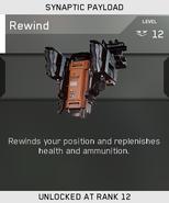 Rewind Unlock Card IW