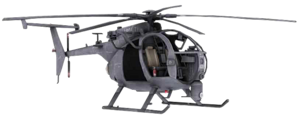 MH-6 Little Bird MW3