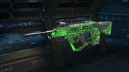 XR-2 Gunsmith Model Weaponized 115 Camouflage BO3