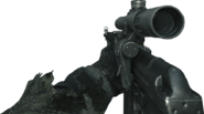 Dragunov Silencer MW3