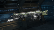 205 Brecci Gunsmith Model Jungle Camouflage BO3