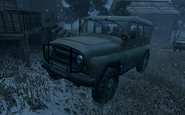 UAZ-469 Ultimatum COD4