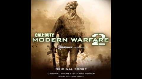 Call of Duty Modern Warfare 2 - Original Soundtrack - 3 Breach