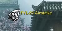 FYL-21 Airstrike