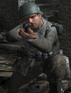 File:German soldier Normandy 2 CoD2.png