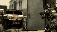 M1026 Humvee Octane CODG