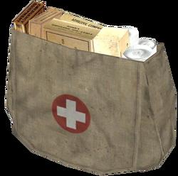 Bag of Medical Supplies CoD
