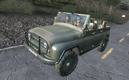 UAZ-469 Game Over COD4