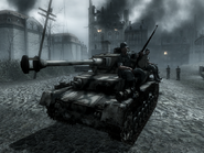 Panzer IV in Vendetta WAW