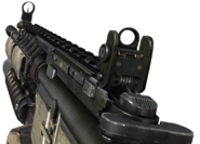 M203 in use MW2