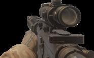 M4 Carbine ACOG Scope MWR