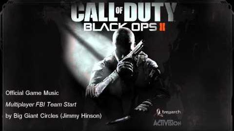 Black Ops 2 Multiplayer FBI Start Music (official)