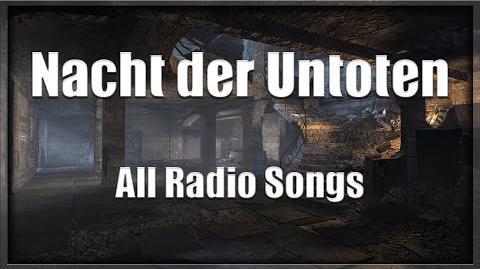 Call of Duty World at War - Nacht der Untoten - All Radio Songs-1473617764