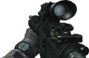 M4A1 Thermal Scope MW3