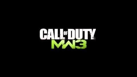 Call of Duty Modern Warfare 3 Spetsnaz Spawn Theme