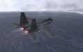F-15 Eagle back view The Gulag MW2.png