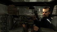 Drive Start The Coup CoD4