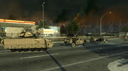 American convoy Wolverines! MW2