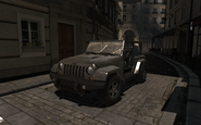 Jeep Wrangler Server Crash MW3