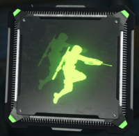 Overdrive cyber core icon BO3
