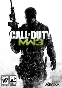 MW3 Official Box Art