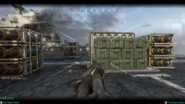Sentry Gun multiplayer Heads-up display BOII