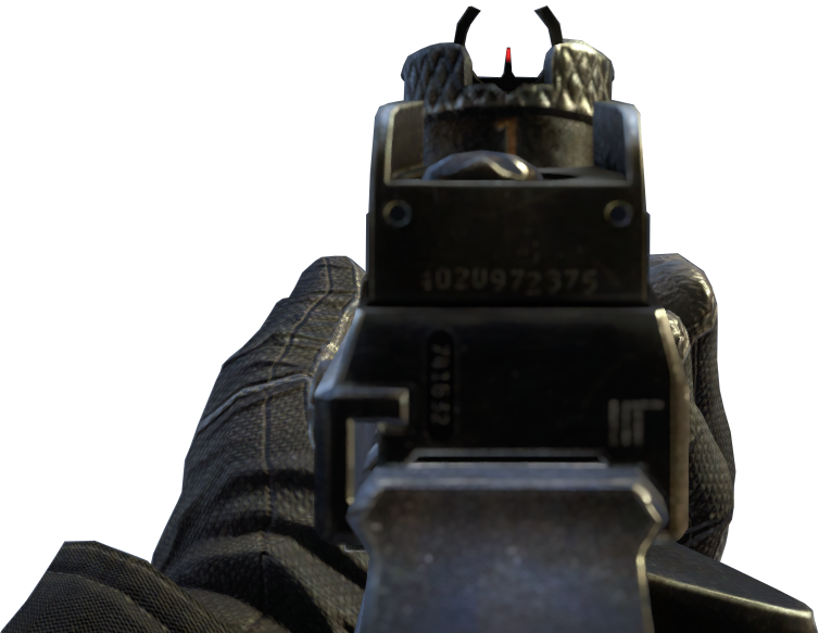 Image M27 Iron Sights Boii Png Call Of Duty Wiki