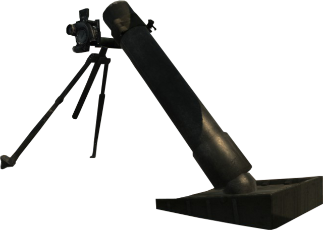 File:M2 Mortar Third Person MW3.png
