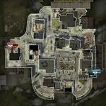 CTF Map Fallen MW3