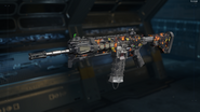 ICR-1 Gunsmith Model Underworld Camouflage BO3
