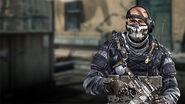 Merrick multiplayer skin character CoDG